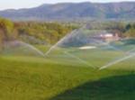 Система автоматического полива площадок для игры в гольф