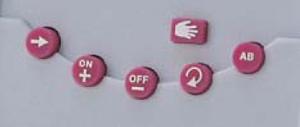 Эргономичная 6-кнопочная клавиатура