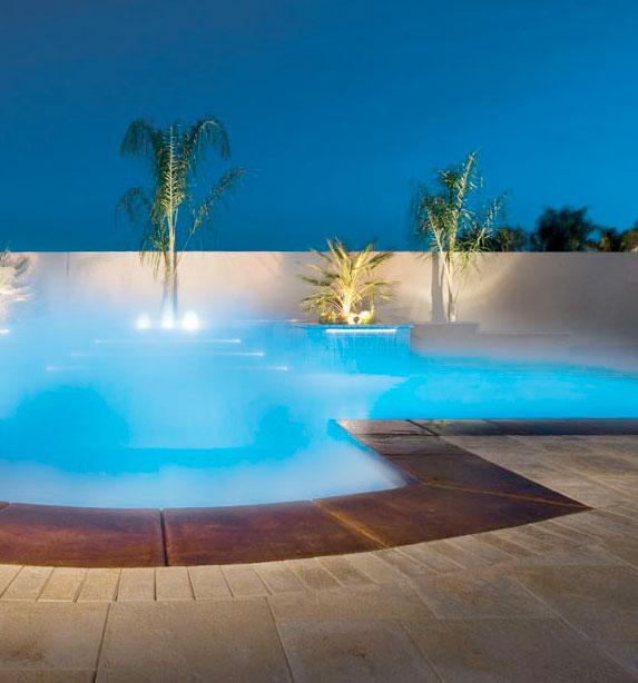 система тумана для бассейнов